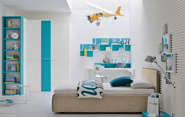 こんな部屋が欲しかった!参考にしたい子ども部屋コーディネート -Modern Kid's Bedroom Design Ideas