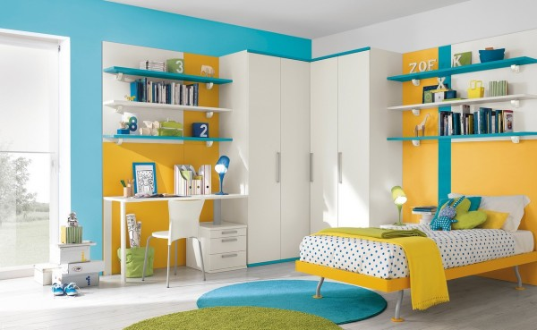 18-Blue-yellow-white-bedroom-decor-600x369