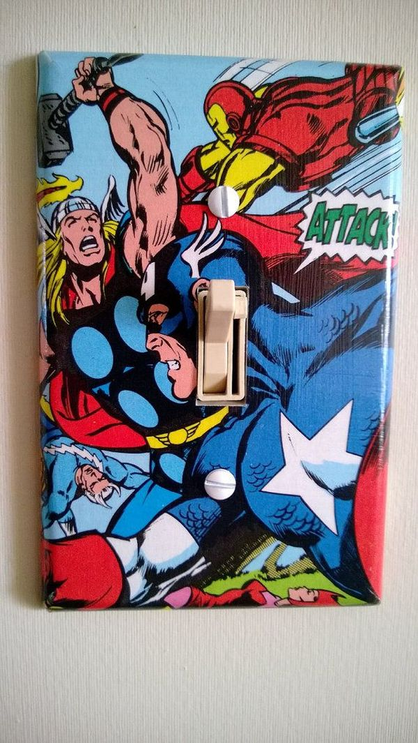 comic-books-cover-light-switch