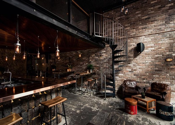 これぞ大人の空間!男性的な雰囲気がお洒落なBar-Donny's Bar