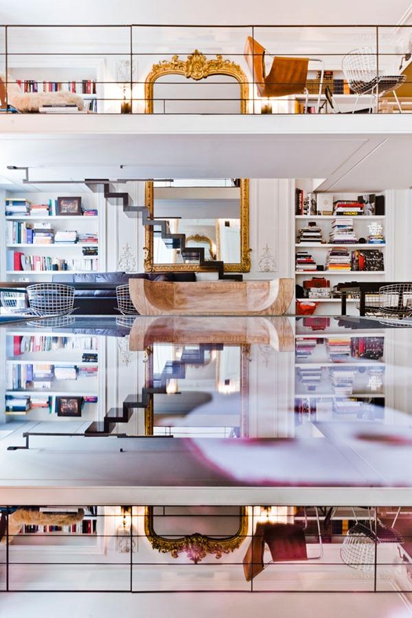 散りばめられたセンス。パリのインテリアデザインスタジオ-The interior design studio in Paris