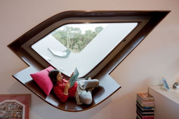 自分だけの世界!本を読む人への最上級スペース-Enjoy Your Favorite Book Reading