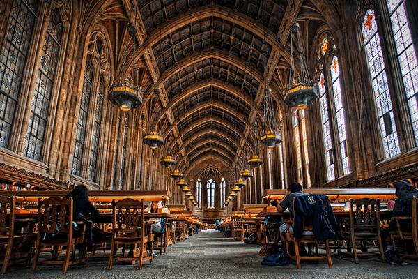 勉強もはかどりそう! 世界で最もクールな図書館20選 – The 20 Coolest Libraries In The World