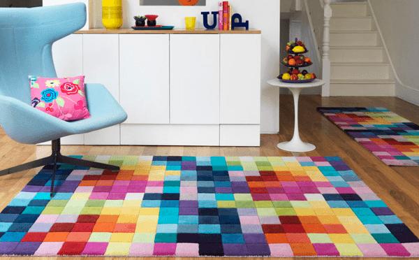 大胆でカワイイ!手軽にお部屋を彩れるカラフルなラグ18選 – Colorful Rugs