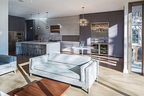 参考になる?ならない?やっぱり海外のモダンな家って素晴らしい!-Toronto House