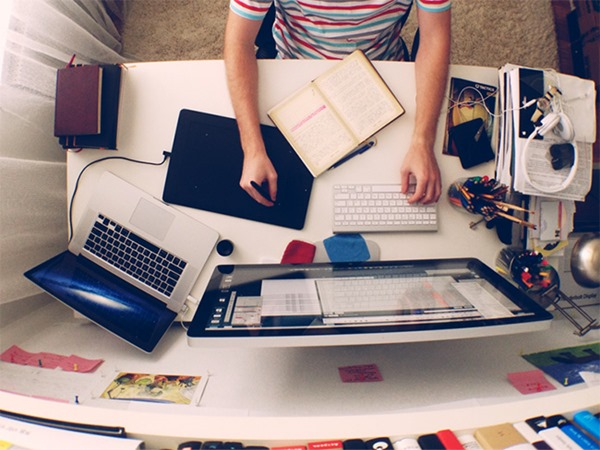 これなら参考にできるかも!お洒落なワークスペース実例-Inspired Workspaces