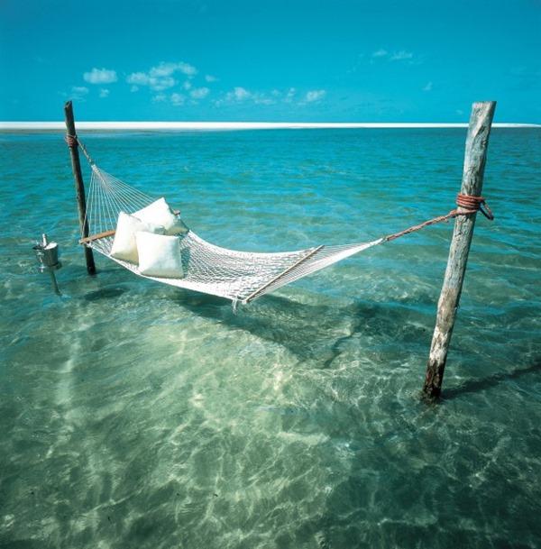 お部屋のアクセントにも。今年の夏はハンモックでうたた寝!-The hammock for a nap