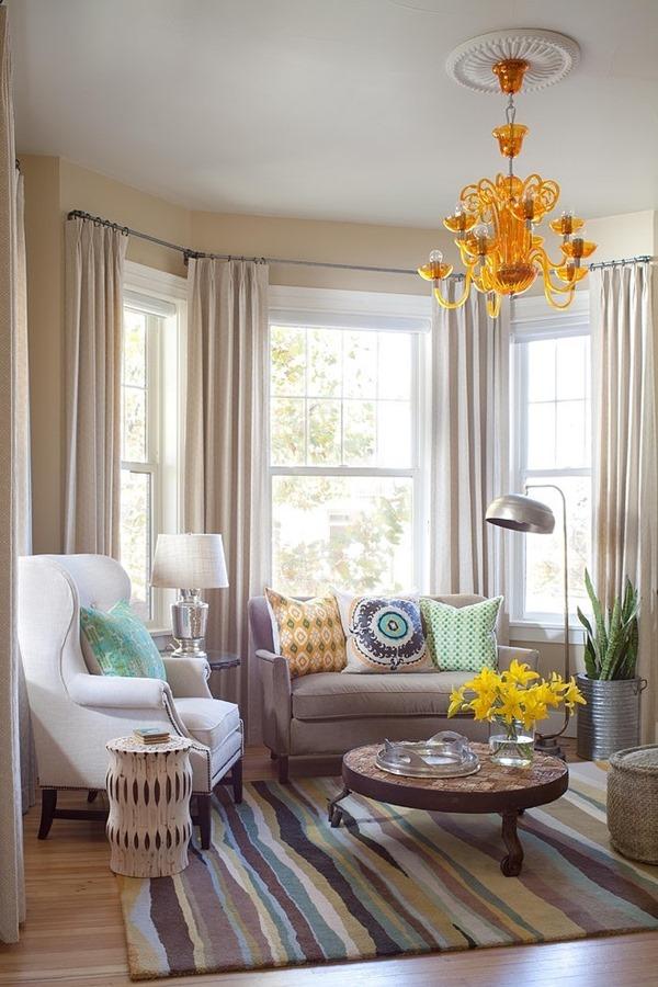 色使いが上手い!参考にしたいカラーコーディネートのお部屋ーvictorian residence