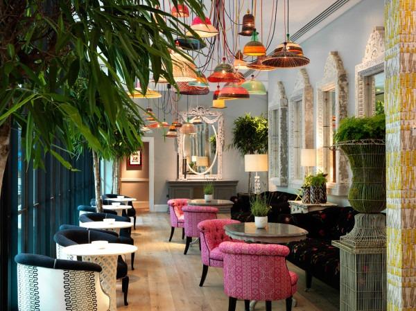 英国旅行の宿はここで決まり!お洒落な客室が魅力のホテル-Ham Yard Hotel