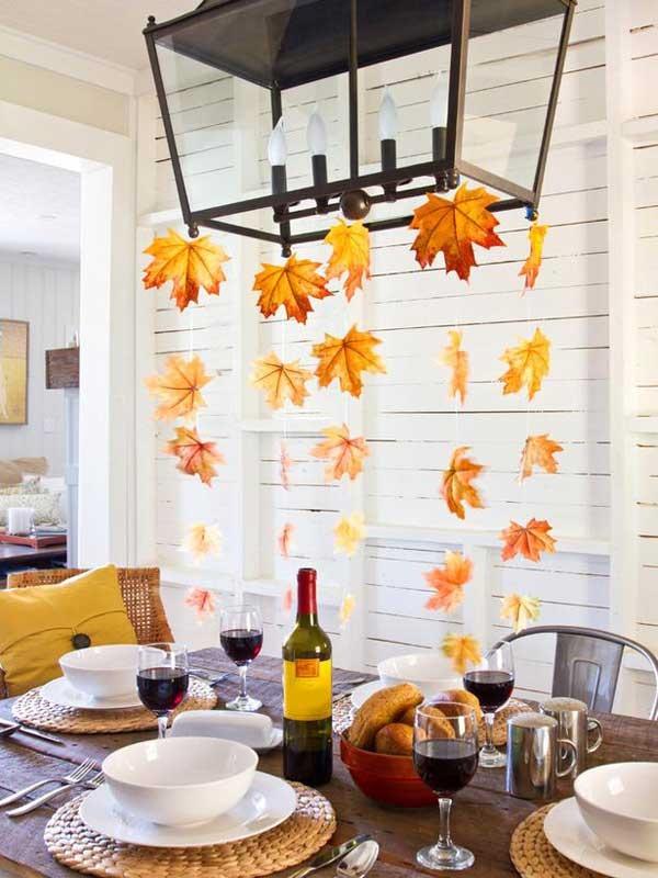 季節はロマンチックな秋へ!2014年おすすめのDIY24選!-24 DIY Fall