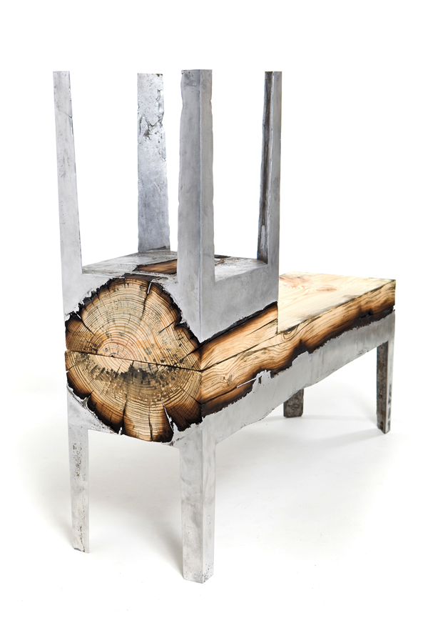 wood-casting