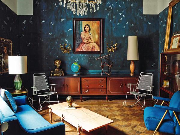 時代とスタイルの融合!エキセントリックなヨーロッパ調の部屋がハイセンス!−Eccentric oldEurope