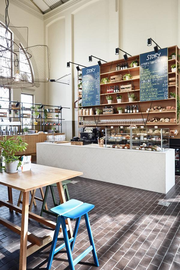 オシャレな内装を真似したい!ヘルシンキの素敵な飲食店−Story