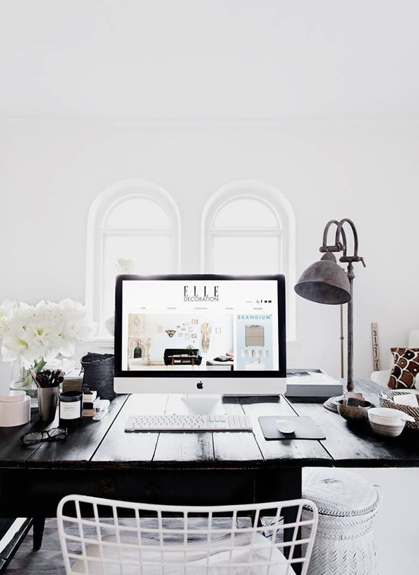 BEAUTIFUL WORK SPACES
