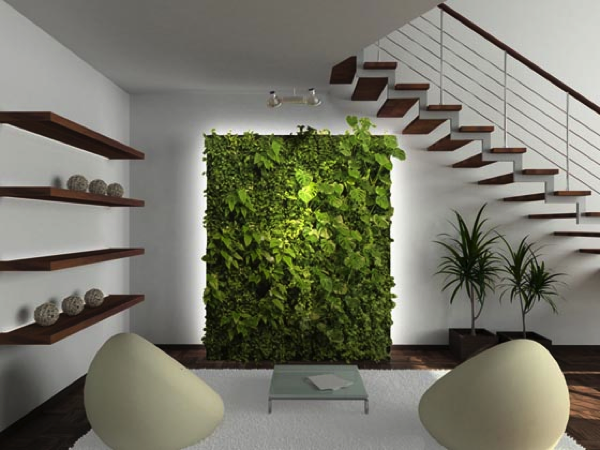 living-wall
