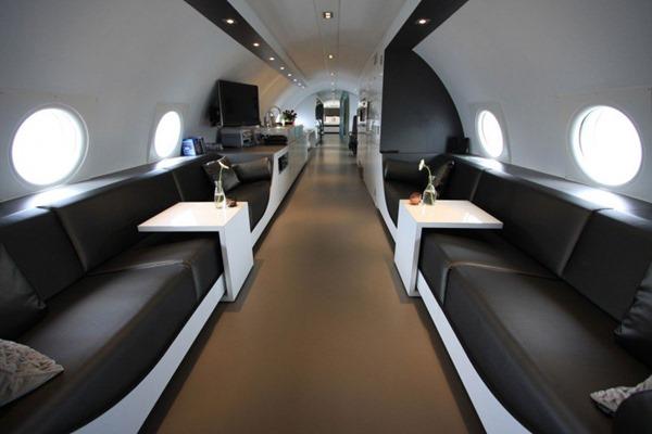 心躍りそう!オランダの飛行機ホテルに泊まりたい!