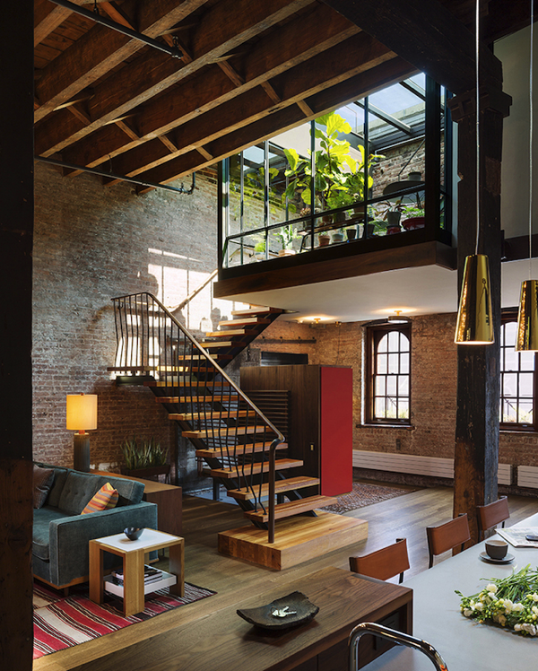 Loft with Rooftop