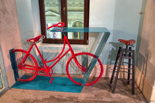 自転車好きにはたまらない!? 自転車をテーマにしたお洒落なBar