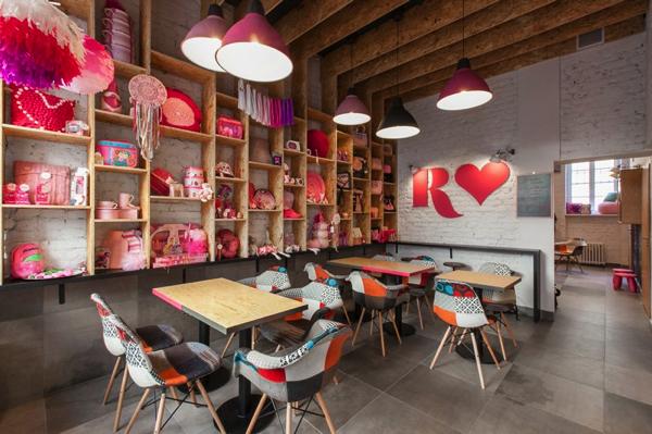 rozove-cafe