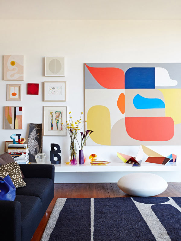 一枚で部屋の雰囲気が変わる!特大アートを飾ってみませんか?
